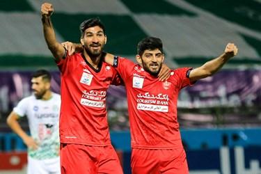 لیگ برتر فوتبال    ذوبآهن ۱ - ۲ پرسپولیس