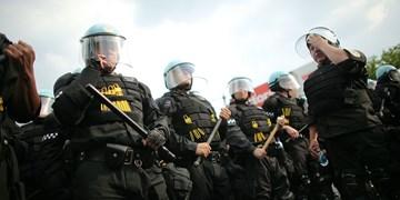 تصویب قانون جدید در برخی ایالتهای آمریکا برای سرکوب اعتراضات