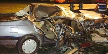 حادثه رانندگی مرگبار در محور زاهدان- زابل/6 نفر جان باختن