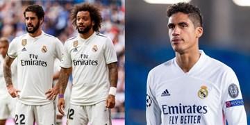 خروجیهای رئال مادرید با 100 میلیون یورو / برنامه رئال برای تابستان چیست؟