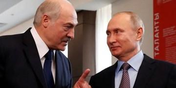 کرملین از لوکاشنکو در برابر تشدید فشارهای غرب حمایت کرد