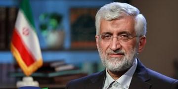 جلیلی: کشور ۸ سال با یک کلید قفل شد/ ۸ سال کار کردیم و به برنامهای برای «جهش ایران» رسیدهایم