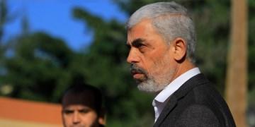 رئیس حماس، وزیر جنگ رژیم صهیونیستی را به چالش کشید+فیلم