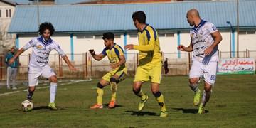 شکست فجر شهید سپاسی در هفته بیست و ششم لیگ دسته یک