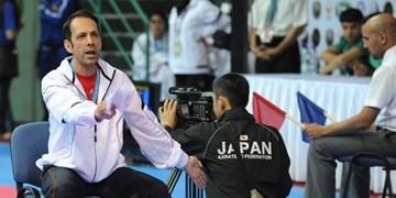 چرا سرمربی تیم ملی کاراته در تمرینات تیم ملی حاضر نشد؟