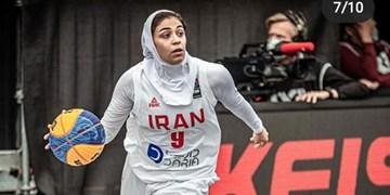 برنامه بسکتبال بانوان ایران در مسابقات کسب سهمیه اعلام شد