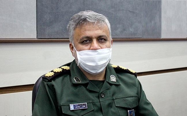 نهالکاری 7000 هکتاری جهادی ها با دست خالی در خوزستان