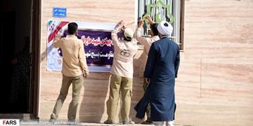 فیلم حضور گروههای جهادی در جای جای استان مرکزی