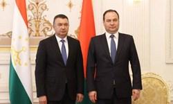 افزایش 3 برابری گردش مالی تاجیکستان و بلاروس