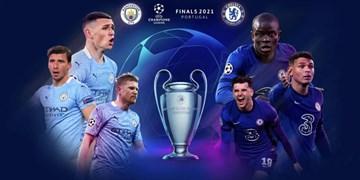 فینال لیگ قهرمانان اروپا| برنده امشب دوئل گواردیولا-توخل کیست؟ +فیلم