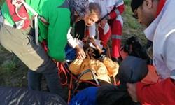جزئیات حادثه بانوی کوهنورد سقوط کرده از  ارتفاعات قله جام سهند