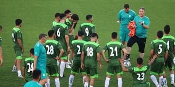 منافی: تیم ملی باید گام اول را محکم بردارد/ هنگکنگ و کامبوج حریفان آسانی نیستند