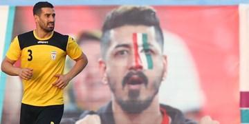 حاجصفی: از هوای بحرین تعجب کردیم/ امیدوارم بازی خوبی مقابل هنگکنگ انجام دهیم