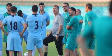 2 بازیکن به تمرین تیم ملی فوتبال اضافه شدند+ عکس