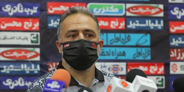 مربی تراکتور: دربی تبریز همیشه حساس بوده است/به 3 امتیاز بازی نیاز مبرم داشتیم