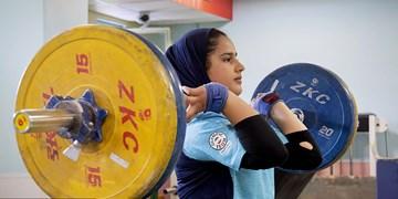 وزنهبرداری قهرمانی جوانان جهان بانوی ایرانی تاریخ ساز شد/کسب 3 مدال برنز توسط دختری از نصف جهان