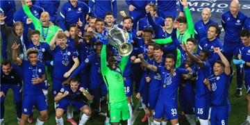 تیم منتخب بهترین های یک فصل اخیر لیگ قهرمانان اروپا