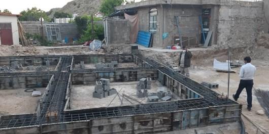 سپاه همچنان در سیسخت/تاکید بر ساخت منازل زلزلهزده قبل از آغاز سرما