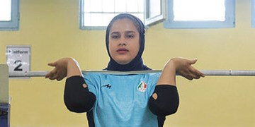 کسب اولین مدال جهانی تاریخ وزنهبرداری بانوان کشورمان را ببینید+فیلم