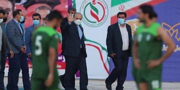 گزارش تصویری از چهارمین روز تمرین تیم ملی فوتبال در کیش با حضور سلطانیفر
