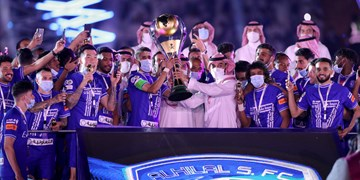 تیتر جنجالی  رسانه سعودی در حمایت از قهرمانی الهلال+عکس