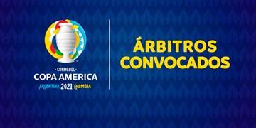 کوپا آمریکا از کشور مسی به کشور نیمار منتقل شد