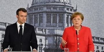 ماکرون و مرکل: جاسوسی آمریکا از متحدان اروپایی «غیرقابل قبول» است