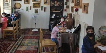 کودکانههایی که با طرح و رنگ جلوهگری میکند/ ارتقاء مسؤولیت اجتماعی با فراگیری هنر نقاشی