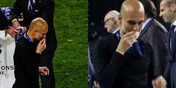 تمجید پاپ از رفتار پپ گواردیولا در فینال لیگ قهرمانان