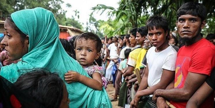 تداوم رنج مسلمانان روهینگیا در بنگلادش+فیلم