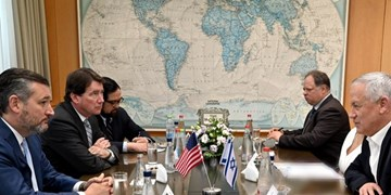 رایزنی بنی گانتز با سناتورهای آمریکایی در خصوص برنامه هستهای ایران