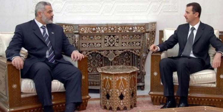 جنگ دوازدهروزه زمینهساز بهبود روابط دمشق-حماس