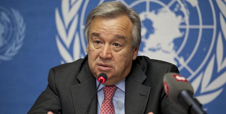 نگرانی دبیرکل سازمان ملل از تشدید تنش بین لبنان و رژیم صهیونیستی