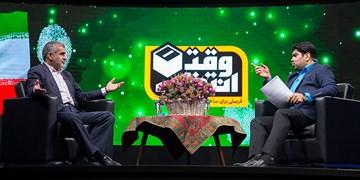 وقت انتخاب ||| گفتگو با علی نیکزاد