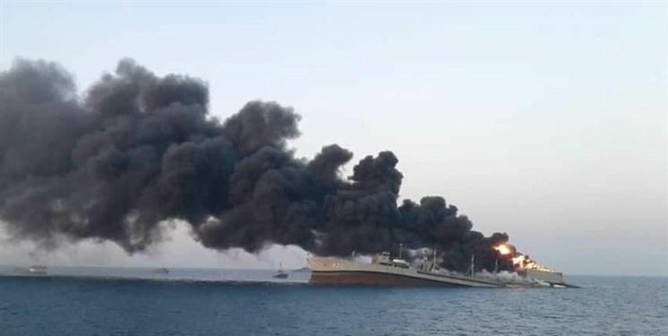 حادثه آتشسوزی خارک 33 مصدوم داشته است