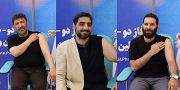 3 مداح و یک منبری دیگر واکسن ایرانی برکت را تزریق کردند+ عکس