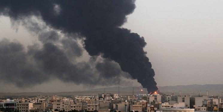تکذیب انفجار در مخازن پالایشگاه نفت/ تشریح آخرین وضعیت آتش سوزی