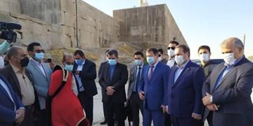 وزیر کشور تاجیکستان بهمنظور توسعه همکاریهای دوجانبه وارد شیراز شد