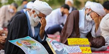 سالگرد ارتحال امام خمینی(ره)     در مدرسه فیضیه قم