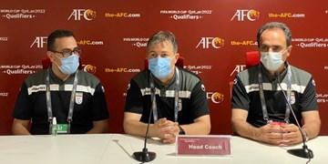 اسکوچیچ:کامبوج را دستکم نمیگیریم/ بازیکنان تیم ملی به بازی با عراق توجه نداشته باشند