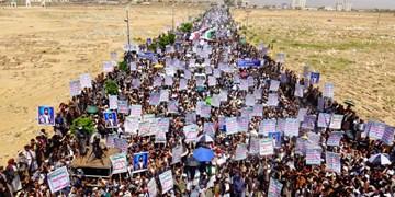 هشدار یمنیها به استکبار جهانی: بخش جداییناپذیر از معادله قدس هستیم