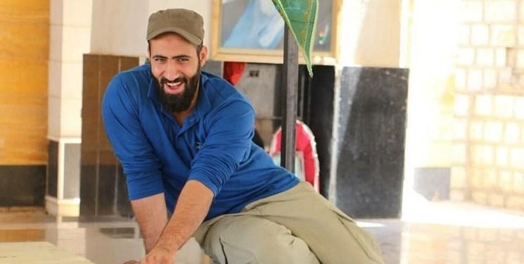 باز یاری میرود در محضر یار/ حسن عبداللهزاده در جبهه مقاومت به شهادت رسید