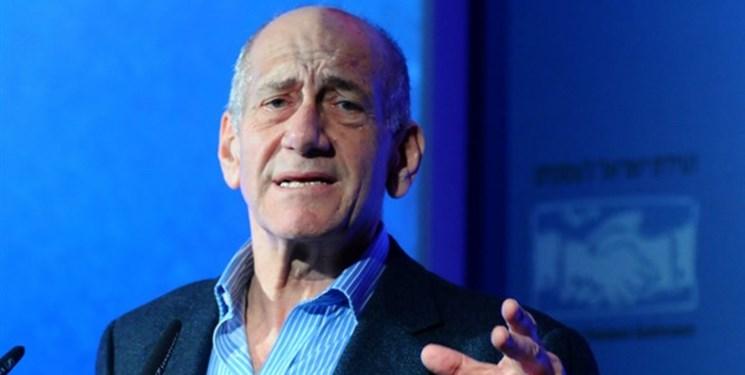 هشدار اولمرت درباره احتمال تنشزایی امنیتی نتانیاهو برای فرار از شکست
