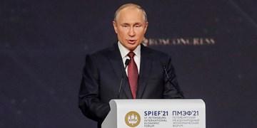 پوتین تماشاگر ویژه دیدار روسیه با بلژیک نیست