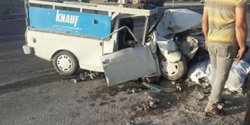 وقوع ۳ تصادف در استان سمنان با ۱۳ مصدوم
