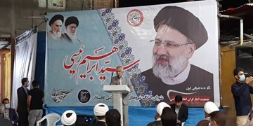 افتتاح ستاد انتخاباتی آیتالله رئیسی در گچساران/در ستاد «رئیسی» خودی و غیر خودی نداریم