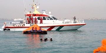 ۶ سرنشین لنج باری مسیر دبی- لاور از غرق شدن نجات یافتند