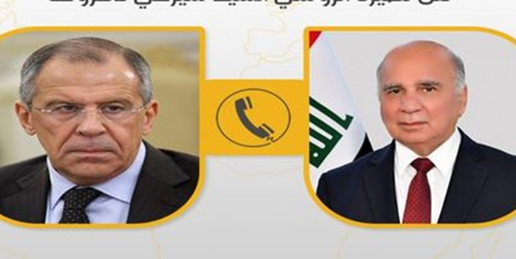 تأکید وزرای خارجه عراق و روسیه بر ضرورت اتحاد فلسطینیها