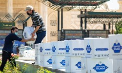 سنگ تمام البرز در رزمایش همدلی/کمکهای ۱۴۲ میلیاردی به نیازمندان رسید