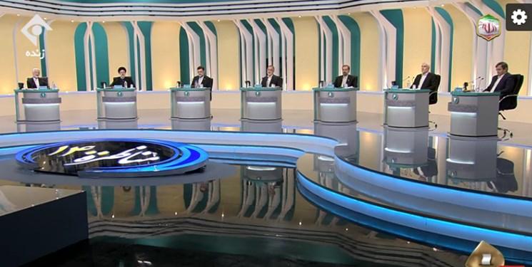 مناظره دوم| رئیسی: فاصله طبقاتی محصول بیعدالتی است/ مهرعلیزاده: 3 وزیر زن منصوب میکنم/ جلیلی: نتیجه 8 سال حرف دولت درباره «زنان» تقریباً هیچ بوده است